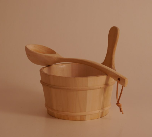 Espenholz, Espenkübel, Espe, Aspen bucket, Pappelkübel, Pappelkuebel