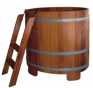 Standardbottich, Standardmodell, Sauna-Tauchbottich, Saunatauchbottich, Saunatauchbecken, Tauchbottich, Tauchbecken, Dompelton, saunatub, sauna-tub, sauna tub