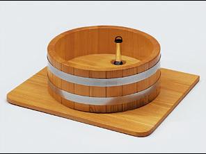 holz waschbecken und waschtische. Black Bedroom Furniture Sets. Home Design Ideas