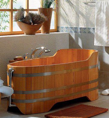 Holzbadewanne, Holz-Badewanne, Holzwanne, Badewanne, Holzzuber, Badezuber, drewniana wanna, banheira de madeira, деревянная ванна, drevená vaňa, dřevěná vana